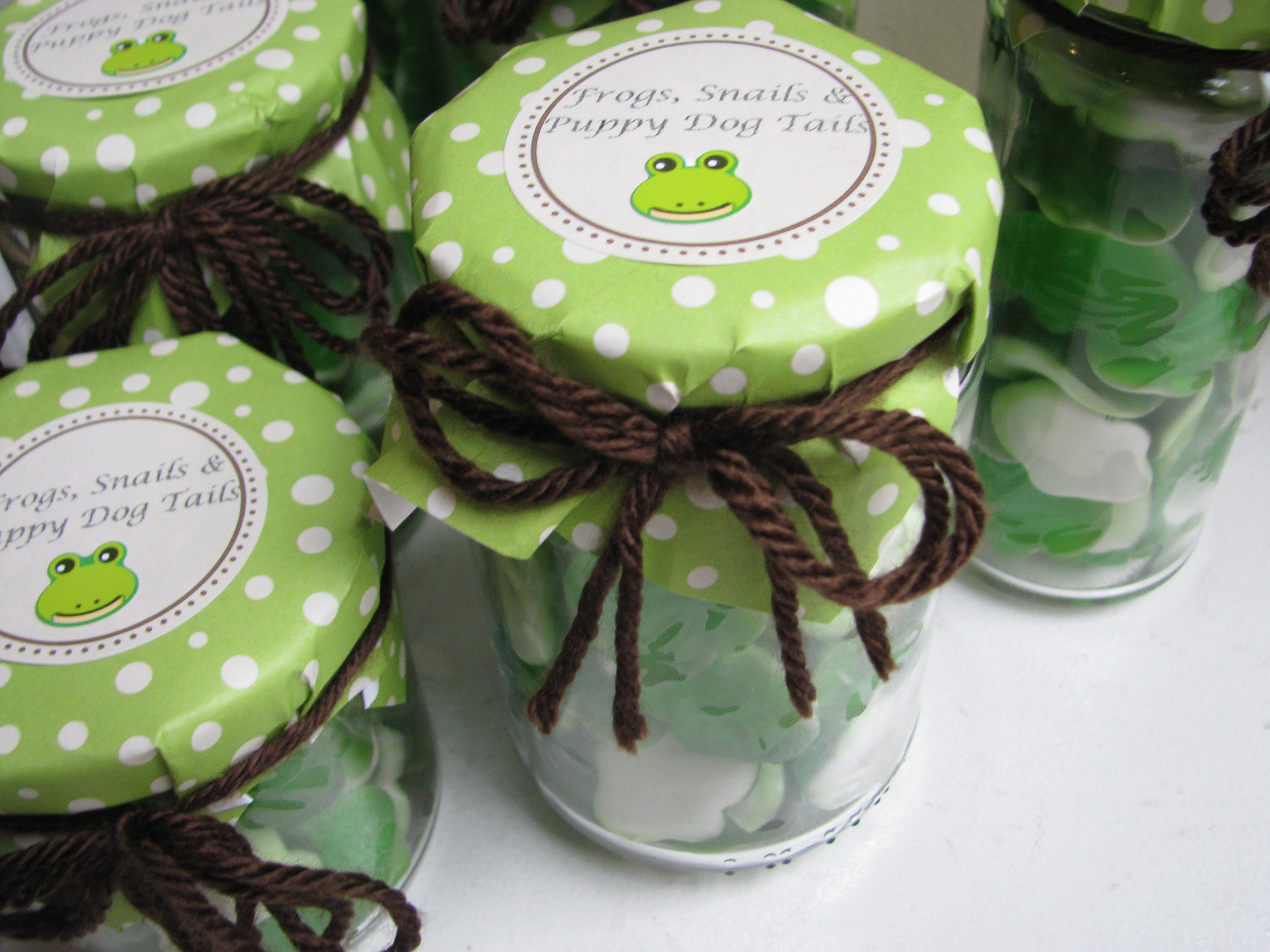 Diy Frog Party Favors Stylish Spoon