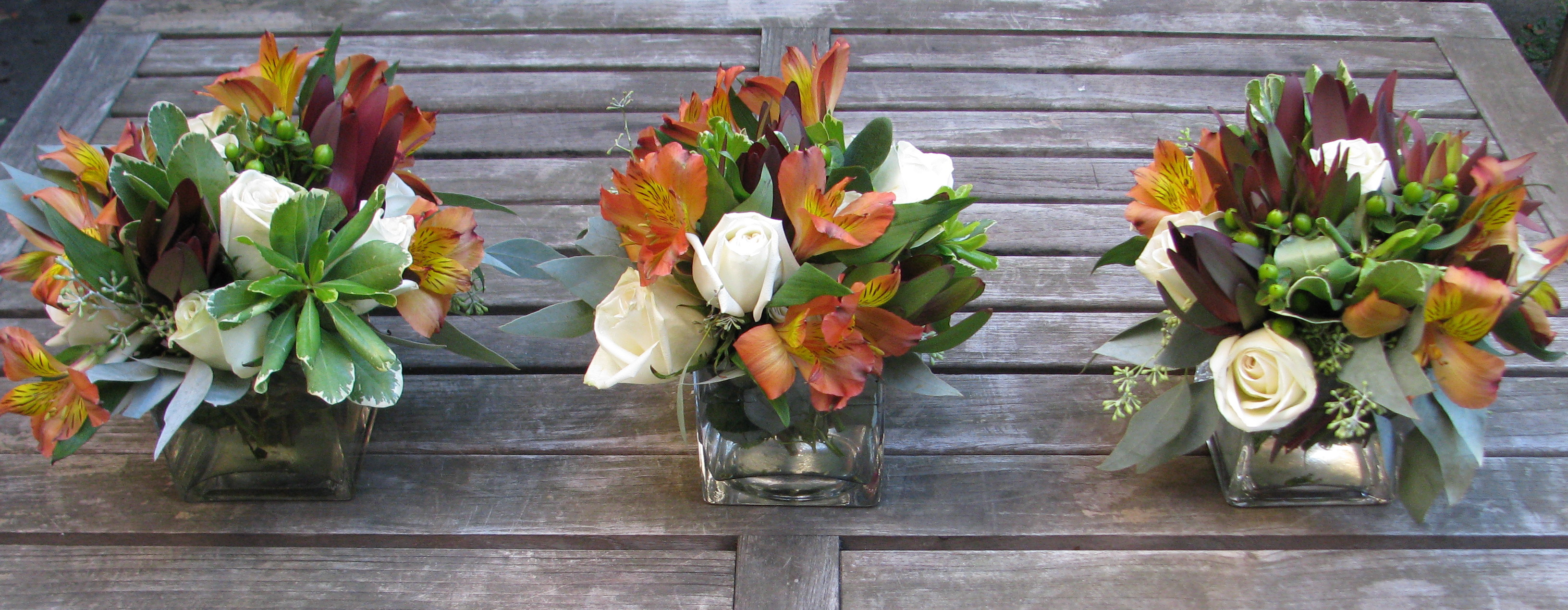 Flower Arrangement Ideas For Dinner Party Part - 50: Fall Flowers Party Planning