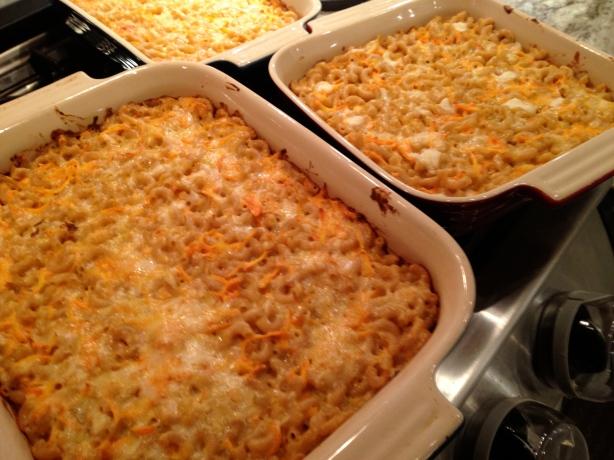 smokey mac and cheese recipe